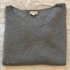 Soft by Joie Grey Sweater XS